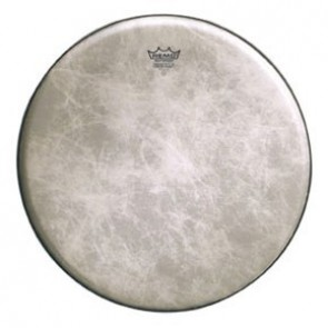 Remo Powerstroke® 3, Fiberskyn®, Ambassador® 20'' Bass Drumhead