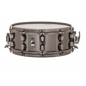 "Mapex Blade Black Panther 14"" x 5.5"" Snare Drum Steel"