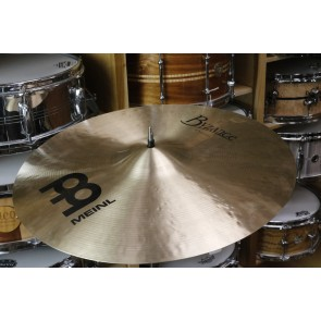 "Meinl Byzance Traditional 18"" Medium Crash Cymbal-Demo of Exact Cymbal-1538 grams-Used W/ Full Warranty"