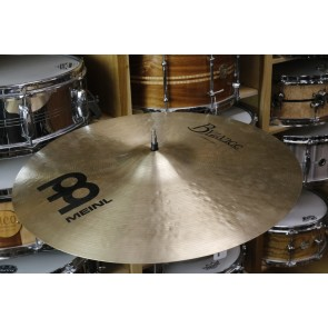 "Meinl Byzance Traditional 18"" Medium Crash Cymbal-Demo of Exact Cymbal-1533 grams-Used W/ Full Warranty!"