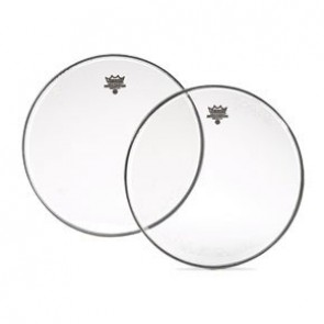 "Remo 18"" Clear Emperor Batter Drumhead"