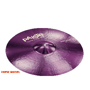 Paiste 19 900 Cs Purple Heavy Crash