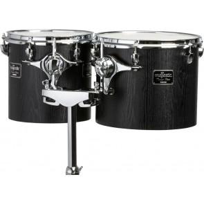 "MAJESTIC Concert Black Series Toms - Single Headed - 13""/14"" Drums"