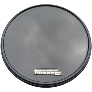 Innovative Percussion Black Corps Pad with Hard Black Rim