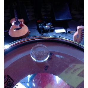 Drumdots Drum Gel Dampener 4 Pack Clear