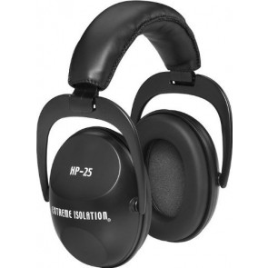 Direct Sound Headphones HP-25 Hearing Protection Headphones, Black