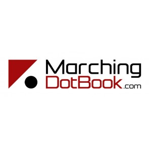 Marching Dot Book - 50 Page