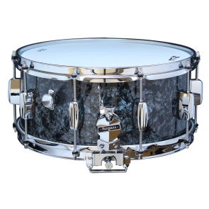 Rogers Dyna-Sonic Snare Drum 6.5 x 14 Black Pearl 33BP