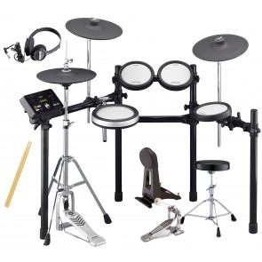 Yamaha DTX562K Electronic Drum Set Bundle