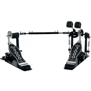 DW Drums 3000 Series Double Bass Drum Pedal (DWCP3002)