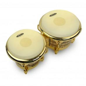 "Evans 7 1/4"",08 5/8"" Bongo Tri-Center Drumhead Prepack"