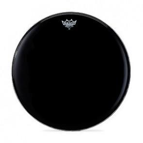 """Remo 20"""" Ebony PowerMax Bass Drumhead"""