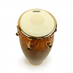 """Evans 11.00"""" Conga Tri-Center Extended Collar Drumhead"""
