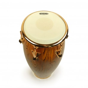 """Evans 11.75"""" Conga Tri-Center Extended Collar Drumhead"""