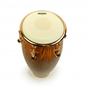 """Evans 12.50"""" Conga Tri-Center Extended Collar Drumhead"""