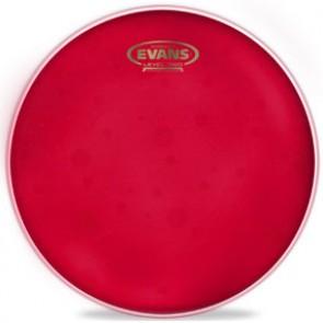 "Evans 12"" Hydraulic Red Drumhead"