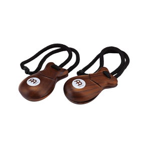 Meinl Traditional Finger Castanets, Rosewood, Pair