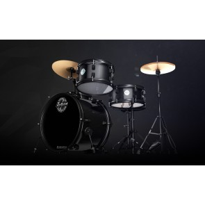 Ludwig Pocket kit in Black Sparkle