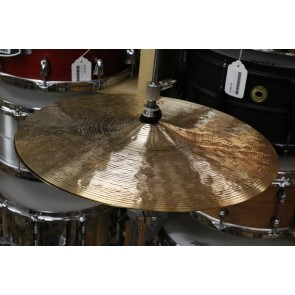 "14"" Meinl Byzance Foundry Reserve Hi hat Cymbals-Demo of Exact Cymbal - 945 Top, 1170 Bottom"