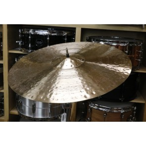 "Meinl 20"" Byzance Foundry Reserve Light Ride Cymbal-Demo of Exact Cymbal - 2050 grams"