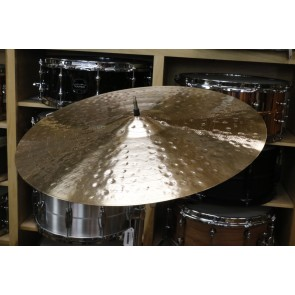 "Meinl 20"" Byzance Foundry Reserve Ride Cymbal-Demo of Exact Cymbal - 2155 grams"