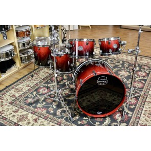 DEMO Model Mapex Saturn V Exotic MH Studio Ease Drum Set 18x22 BD, 7x10, 8x12, 12x14, 14x16 Full Warranty