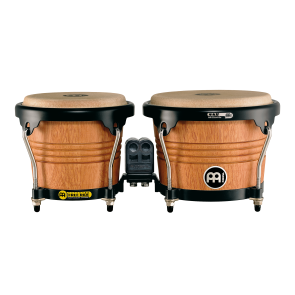 "Meinl Free Ride Series Wood Bongos 6 3/4"" & 8"" Super Natural"