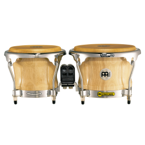 "Meinl Free Ride Series Wood Bongos 7"" & 8 1/2"" Natural"