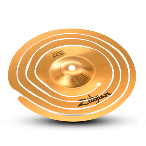 "Zildjian 10"" Spiral Stacker Cymbal"