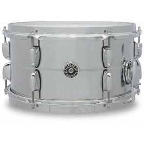 Gretsch Brooklyn 7X13 Chrome over Steel Snare Drum