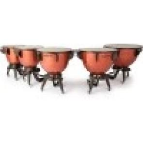 "MAJESTIC Harmonic Series Timpani (Set of 5: 20"", 23"", 26"", 29"", 32"")"