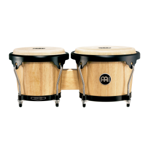 "Meinl Headliner Wood Bongos 6 3/4"" & 8"" Natural"