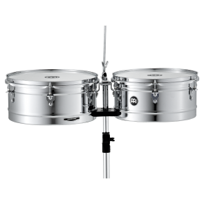 "Meinl Headliner Timbales 13"" & 14"" Chrome"