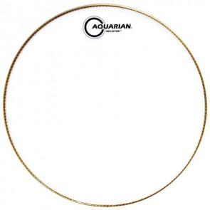 "Aquarian 16"" Ice White Reflector Series Drumhead"