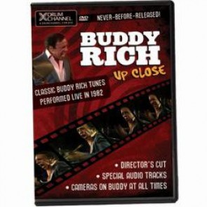 Drum Channel - Buddy Rich: Up Close - DVD