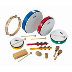 Meinl NINO Rhythm Set of 12 Pieces