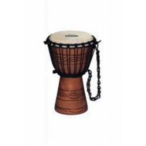 "Meinl NINO African Style Rope Tuned Djembe 7"" X Small Water Series"