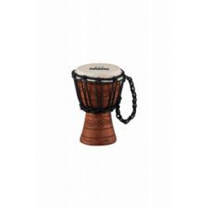 "Meinl NINO African Style Rope Tuned Djembe 4 1/2"" XX Small Water Series"