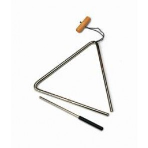 "Meinl NINO Triangle 8"" Steel"