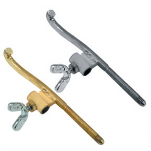 Latin Percussion Galaxy Gold Mic Lug for Galaxy and Palladium Congas