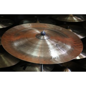 "Crescent 22""  Hammertone Chinese Cymbal"