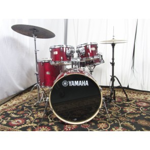 Yamaha Stage Custom Birch Drum Set