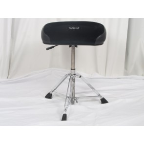 Roc N Soc Nitro Series Gas Lift Throne - Square - Black