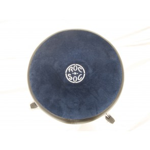 Roc N Soc Nitro Series Gas Lift Throne - Round - Blue