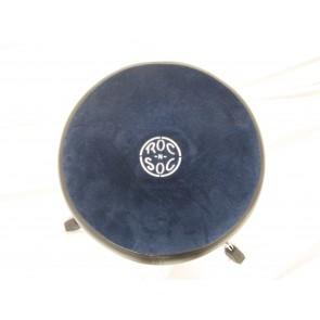 Roc N Soc Nitro Series Gas Lift Throne - Round - Blue