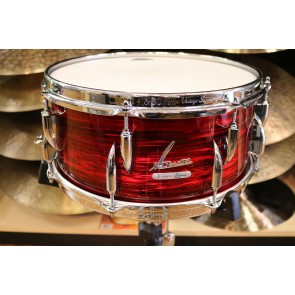 Sonor Vintage Series 14x6.5 Snare Drum in Vintage Red Oyster