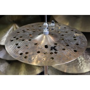 "Zildjian 14"" K Custom Special Dry Fx Top Hi Hat Cymbal"