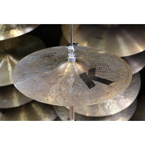 "Zildjian 15"" K Custom Special Dry Hi Hat Pair Cymbal"