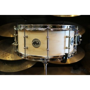 DW Drum Workshop 6x14 Collectors Series Snare Drum Satin Oil, Tube Lugs, Chrome Hardware DRSO0614SSCTC