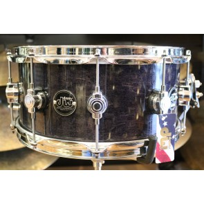 DW Performance Series 6.5'' x 14'' Snare Drum In Ebony Stain Lacquer